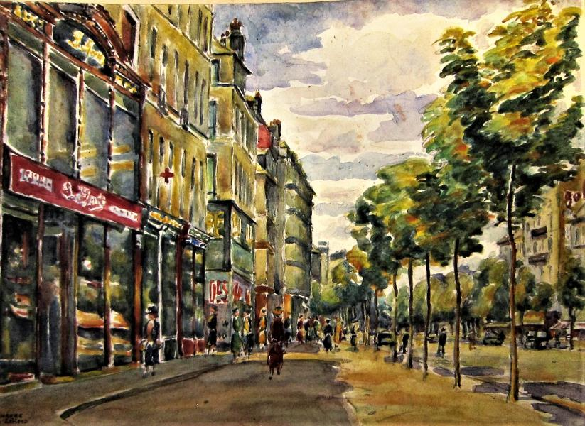 164 - Rue Thiers